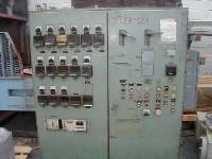 Used Heat control panel.