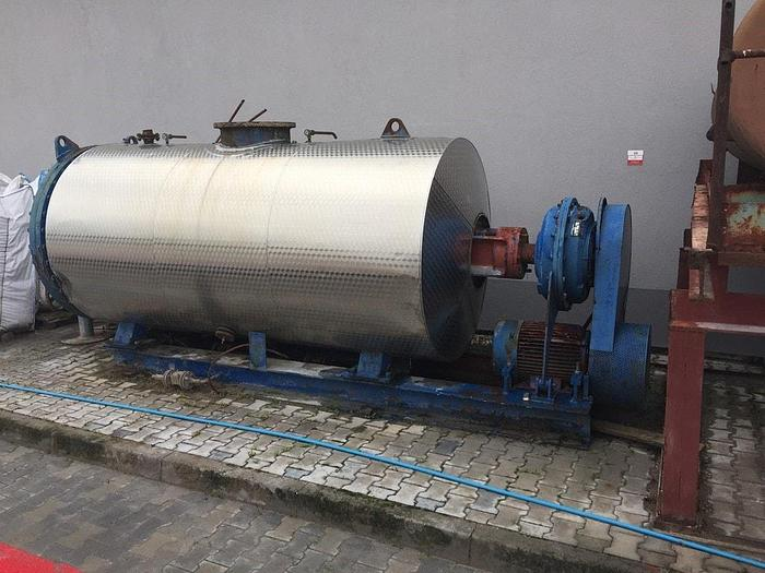 Used Mixed poultry rendering plant, cap. 10-15 MT/day (USED)