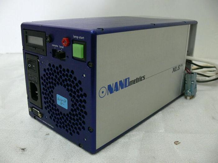 Used Nanometrics XLS 75 Aligned Xenon Source