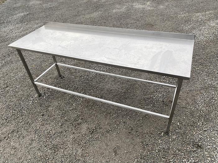 Begagnad Arbetsbord 200x65cm