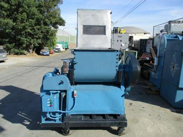 J .H. DAY DOUBLE ARM SIGMA BLADE MIXER APPROX 60 GALLONS W/ STAINLESS JACKET