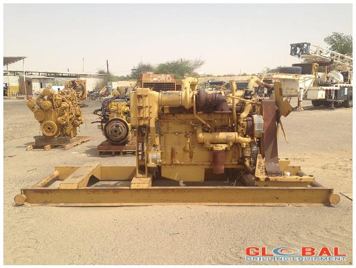 Used Item 0648 : Caterpillar 3406B Diesel Engine