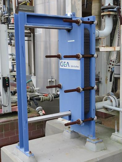 Used Heat Exchanger Tantalum