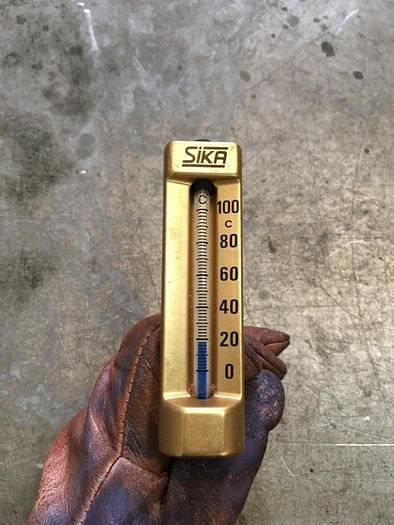 Used Sika Thermometer 100ºC