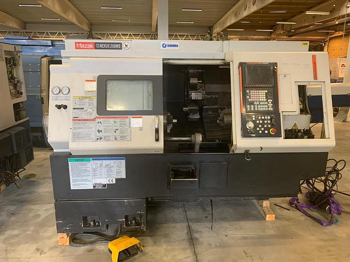 Used MS79 Mazak QT Nexus 250 MS
