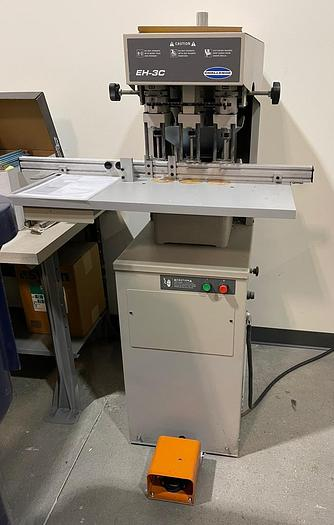 Used Challenge EH-3C Paper Drill