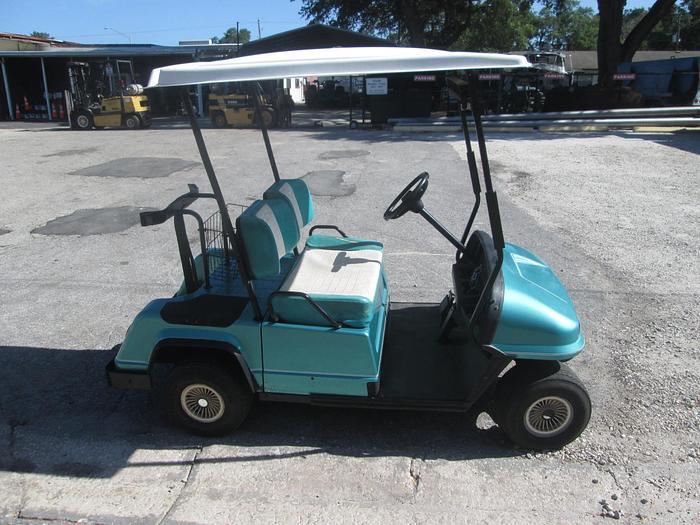 Used Columbia Golf Cart