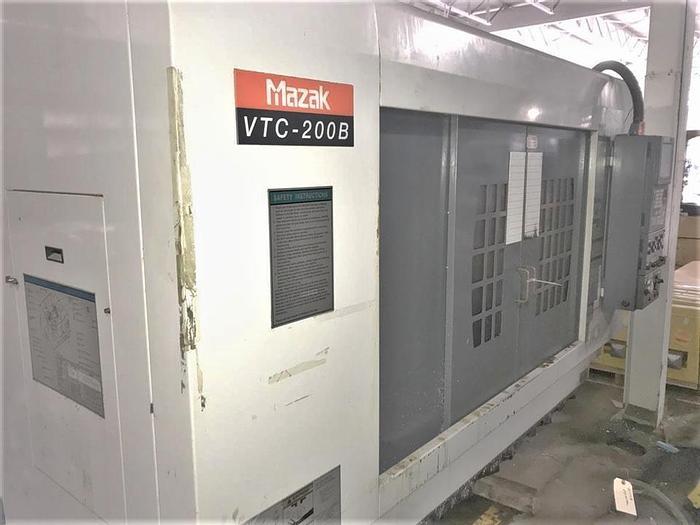 Used 1999 Mazak VTC200B
