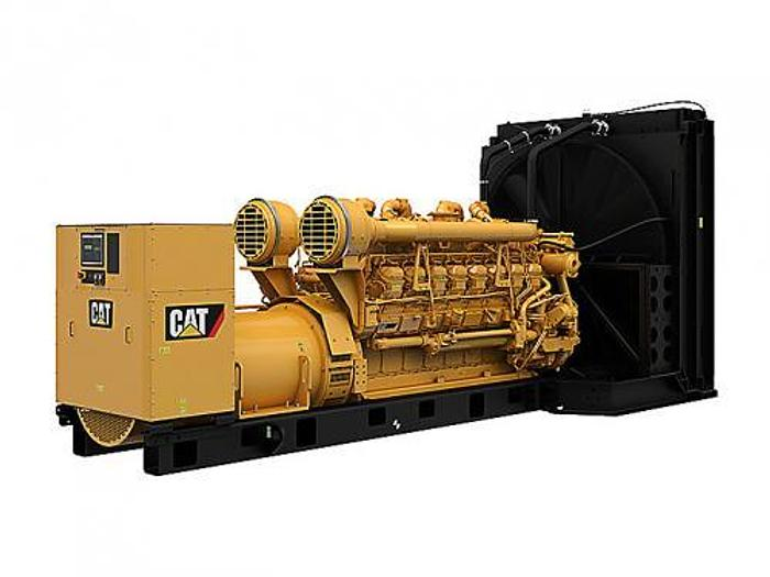 1.8 MW 2012 New Caterpillar 3516B Diesel Generator