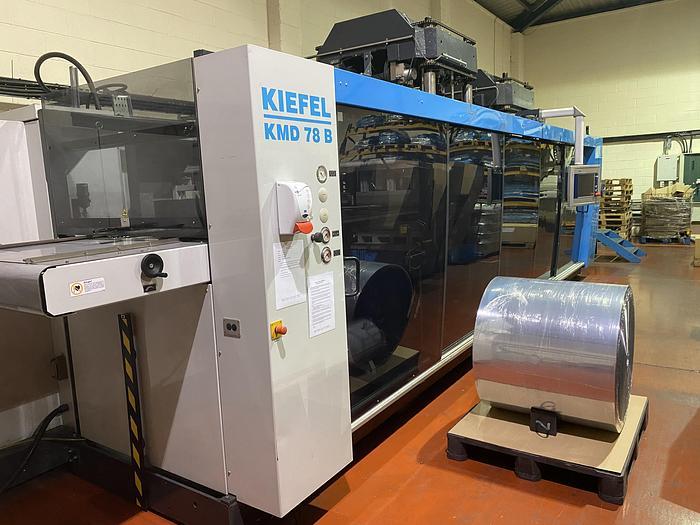 Used 2008 Kiefel KMD 78 BFS