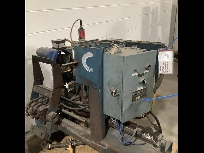 Used HARTLEY SERIES 2500 COMPACTABILITY CONTROLS