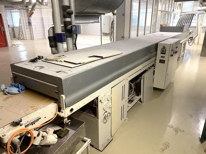 Gebraucht gebr. Kühlkanal SOLLICH Type KS-620 mit Arbeitsbreite 620 mm.