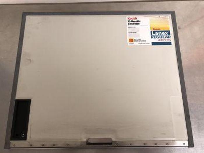 Cassette Kodak X-Omatic 35 x 43cm