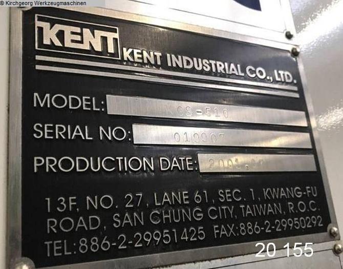 #20155 - KENT KGS-510, Bj.2001