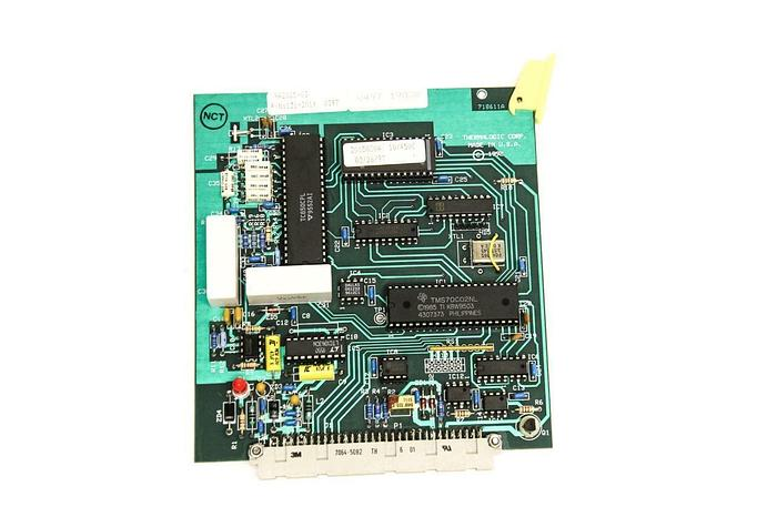 Used Thermalogic 121-201X 0397 Temperature Controller PCB Board RA2015-03 (5251)