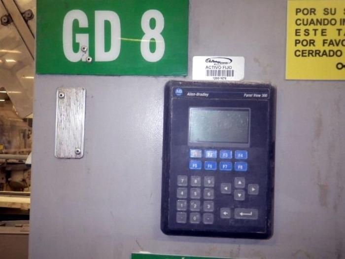 GD 5000B CANDY STICKPACK WRAPPER