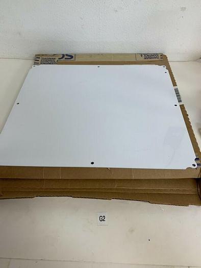New Saginaw Control SCE-18P16J Electric Enclosure Panel Backplate 17x15