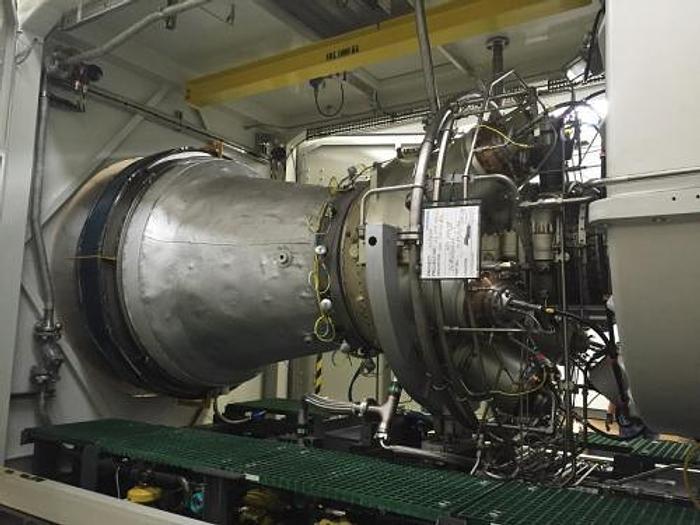 7.9 MW 2015 New Siemens SGT-300 Natural Gas Turbine Generator