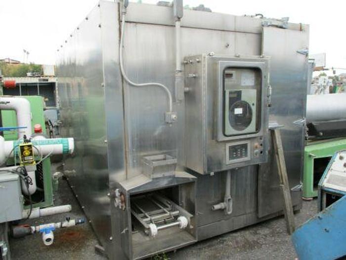 Used 1989 AIRCO KWIK FREEZE FREEZING SYSTEM MODEL KF13-225SCW