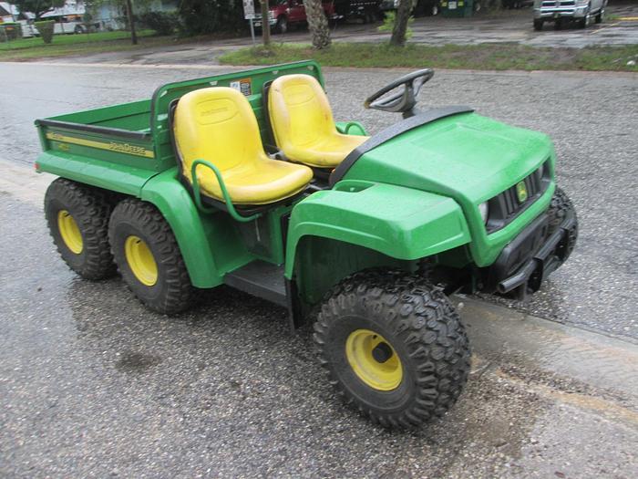 John Deere Gator TH 6x4, 6 Wheel With Dump Bed