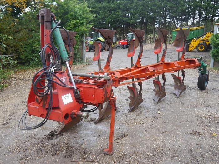 Used Kverneland LD85-240 Plough