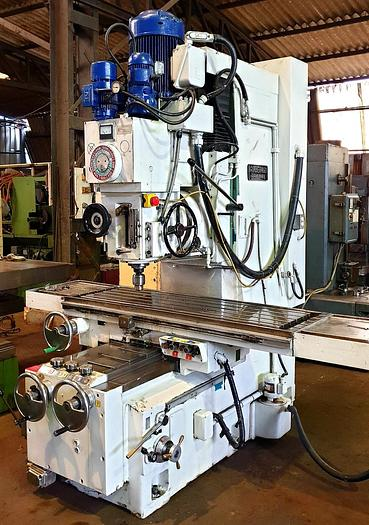 Rambaudi Ram-Mill Bed Milling Machine