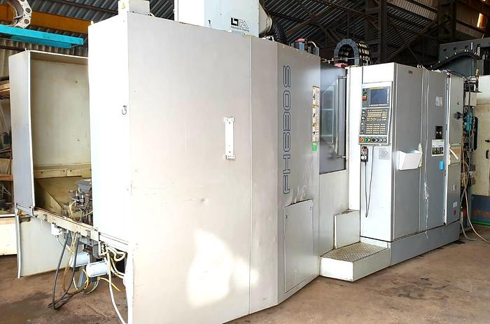 Toyoda FH630S Horizontal Machining Centers (3 machines)
