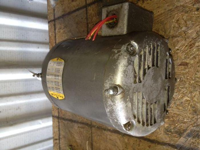 Used Wash motor for Milnor 135lb washer