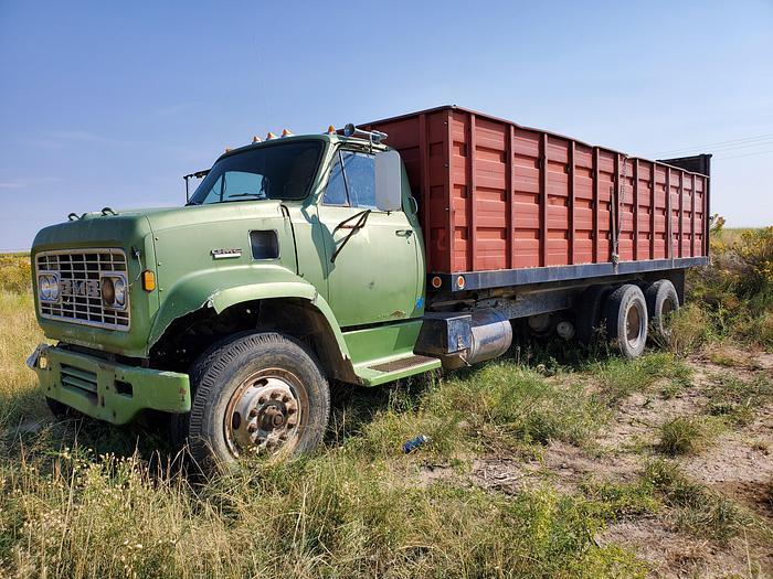 Used International Dump Truck w/ 24' Bed - Diesel