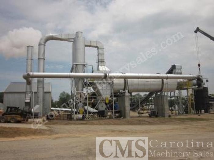 CMS Drum Drying System
