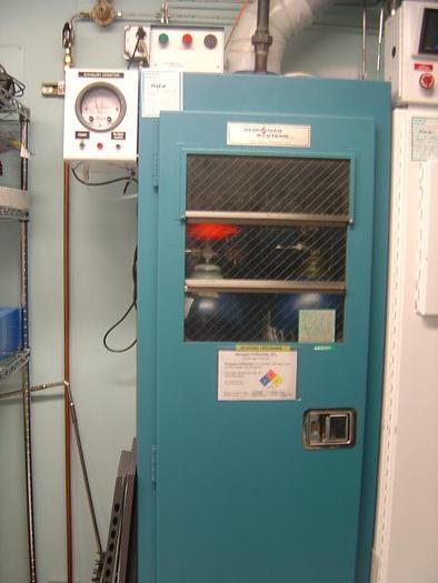 Used SemiGas (NF3) Gas Cabinet