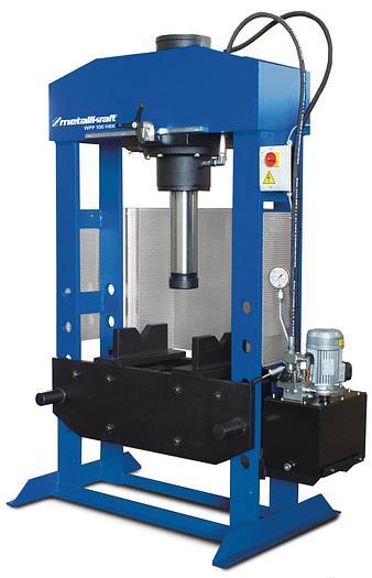 Gebraucht 2020 Metallkraft WPP160 HBK schwere hydraulische Werkstattpressen