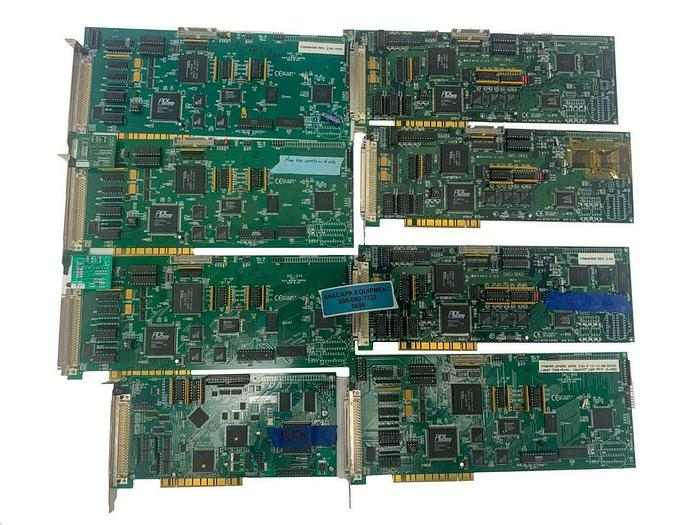 Used Galil Motion Control DMC-1840 Rev. E & C, DMC-1846 Daughter Board Lot of 8 (6634