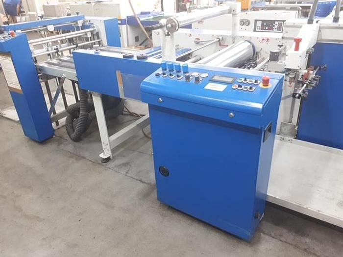 Used Automatic laminating line D&K TRITON DS SYSTEM B1