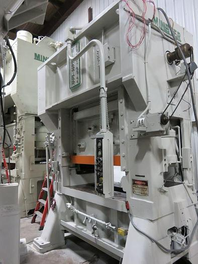 Used 250 TON MINSTER SSDC PRESS