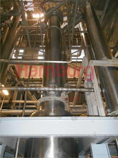Gebraucht (GEA)  Wiegand 3-Effect Evaporator
