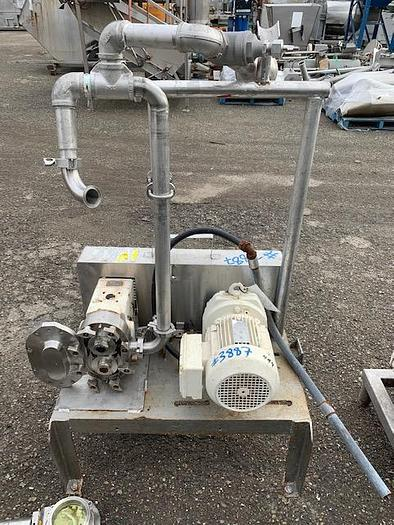 Used Wright Model 300 Positive Displacement Pump