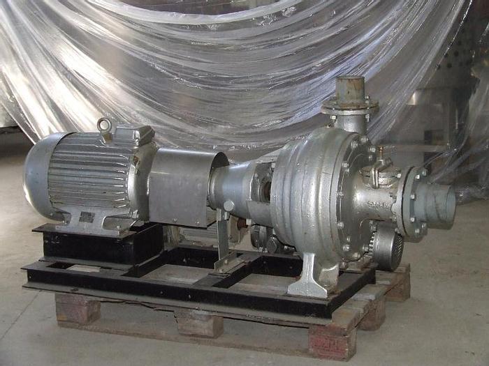 Used Pompa VEB typ KRDH 100/380 00