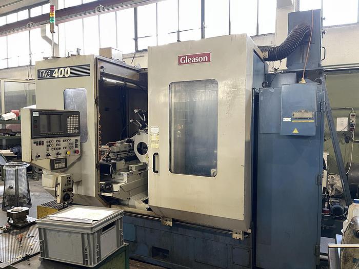 Installata Rettifica per Ingranaggi CNC GLEASON TAG 400