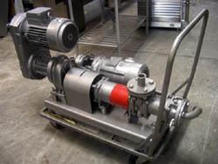 Używane Mono-pompa z regulacją obrotów