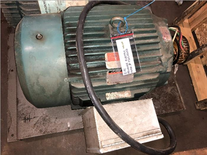 RELIANCE ELECTRIC 40 HP MOTOR