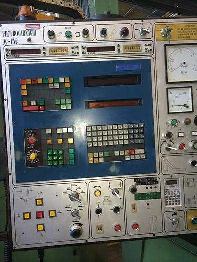 TORNIO VERTICALE P. CARNAGHI AC 12 CNC