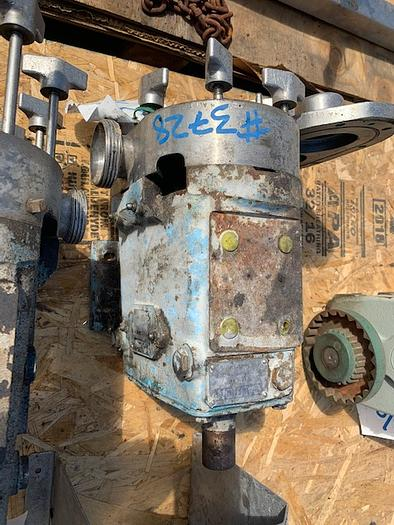 Waukesha Model 30 Positive Displacement Pump