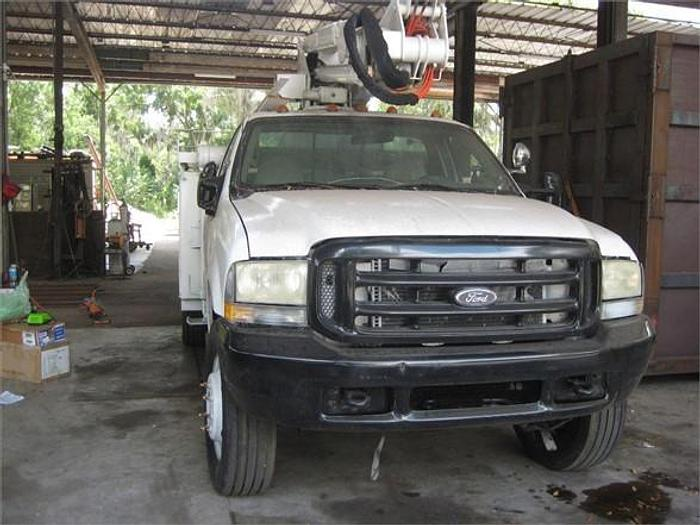 Used 2000 FORD F550 SD