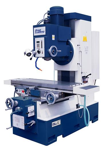WM7140 - ROGI Heavy Duty Bed Type Milling Machine