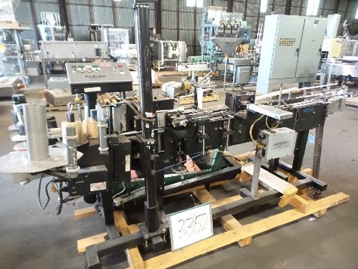 Used Auto Labe Pressure Sensitive Labeler Model 110