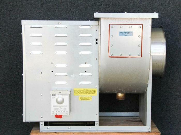 CaptiveAire USBI11BD-RM General & Restaurant Duty Utility Set 500 SCFM NEW (6966