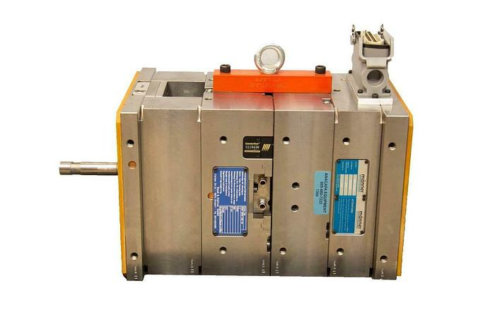 Used Rauh & Kettner Otto Männer GmbH Injection Molding Assembly 230V USED (7300)R