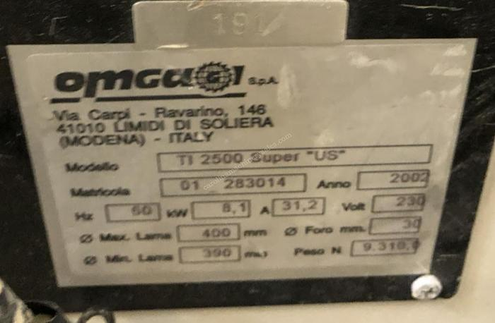 Omga TI 2500 Super US