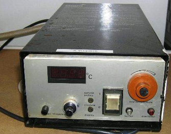 Used Flow heater, type FH15-V, 220 V. GRANT INSTRUMENTS (CAMBRIDGE) LtD.